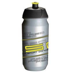 Bidon AUTHOR AB-TCX-SHIVA srebrno-żółty pojemność 500ml