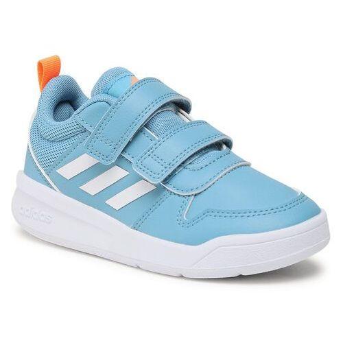 Buty sportowe dla dzieci, Buty adidas - Tensaur C S24044 Hazblu/Ftwwht/Scrora