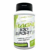 Witaminy i minerały, TREC Magne 100 Sport 60caps