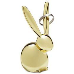 Wieszak na biżuterię Zoola Królik Brass MODERN HOUSE bogata chata