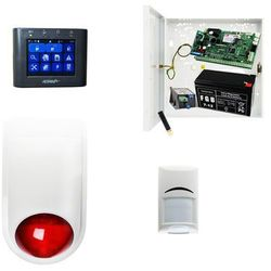 System alarmowy do domu Ropam NeoGSM-IP-PS + 1xBosch+ TPR-2B + Sygnalizator