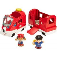 Pozostałe zabawki, Zabawka FISHER PRICE Little People Pociąg Małego Odkrywcy