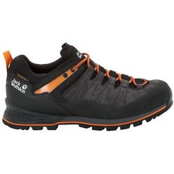 Męskie buty trekkingowe SCRAMBLER XT TEXAPORE LOW M phantom / orange - 11,5