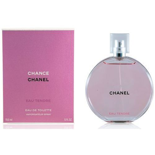 Wody toaletowe damskie, Chanel Chance Eau Tendre 150ml W Woda toaletowa