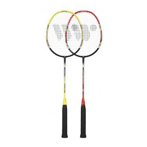 Badminton i speedminton, Zestaw do badmintona WISH Fusiontec 777K