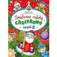 Książki dla dzieci, Świąteczne ozdoby choinkowe Część 2