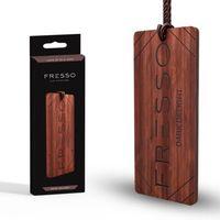 Pozostałe zapachy samochodowe, Fresso Dark Delight drewniana zawieszka zapachowa