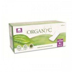 Cienkie wkładki higieniczne z bio-bawełny (♠+)