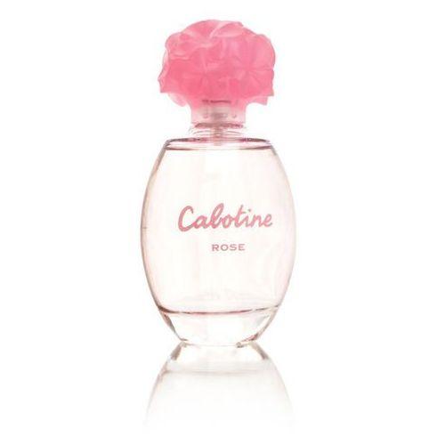 Wody toaletowe damskie, GRES Cabotine Rose woda toaletowa spray 100ml