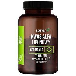 Suplement prozdrowonty SPORT DEFINITION Essence kwas alfa lipinowy ALA 90 tab Najlepszy produkt Najlepszy produkt tylko u nas!