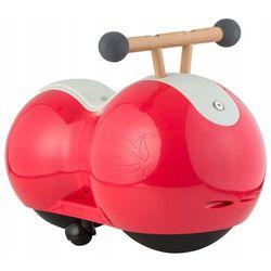 Twist-Ball czerwony