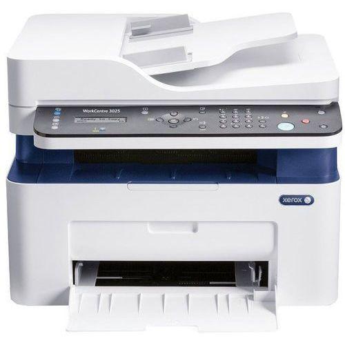 Urządzenia wielofunkcyjune, Xerox 3025