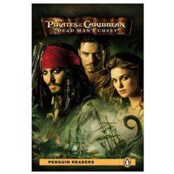 Pirates of the Caribbean: Dead Man's Chest + MP3. Penguin Readers (opr. twarda)