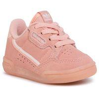Buty sportowe dla dzieci, Buty adidas - Continental 80 El I EF5111 Glopnk/Ftwwht/Cblack