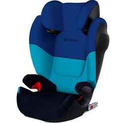 CYBEX fotelik samochodowy Solution M-Fix SL, Blue Moon