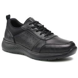 Sneakersy RIEKER - B7604-00 Schwarz