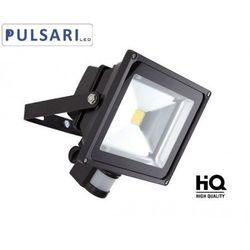 Naświetlacz Halogen 20W PULSARI LED czujnik ruchu i zmierzchu