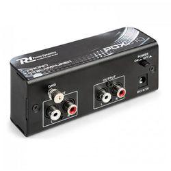 Power Dynamics PDX010 Przedwzmacniacz phono phono-line przedwzmacniacz stereo
