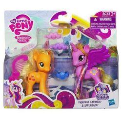 Zestaw My Little Pony Twilight Sparkle, Rainbow Dash A2657