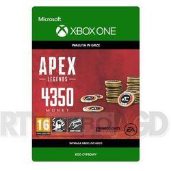 Apex Legends - 4350 monet [kod aktywacyjny] Xbox One