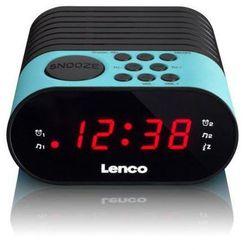 Radiobudzik Lenco CR07 BLUE Darmowy odbiór w 19 miastach!