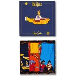 Happy Socks - Skarpety The Beatles (3-pack)