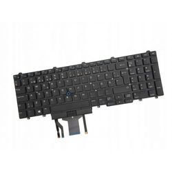 Klawiatura Dell E5550 E5570 5580 5590 01XN1N