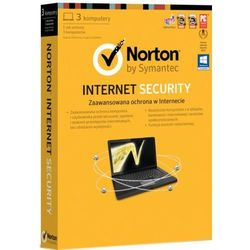 Program SYMANTEC Norton Internet Security PL (1 użyt. 12 mies.) ATTACH