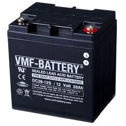 VMF Akumulator głębokiego rozładowania AGM, 12 V, 28 Ah, DC28-12S Darmowa wysyłka i zwroty