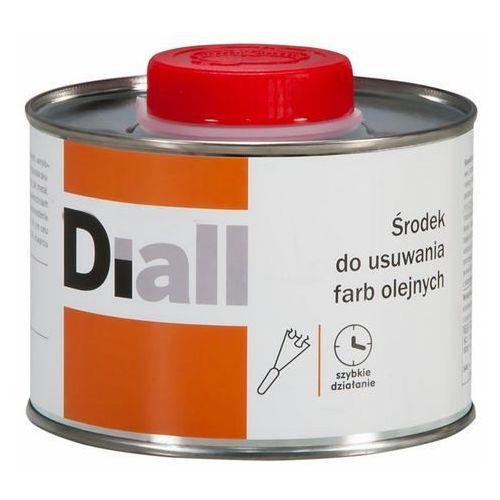 Rozcieńczalniki i rozpuszczalniki, Środek do usuwania farby olejnej Diall 0,4 l