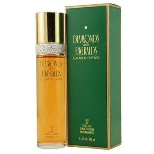 Wody toaletowe damskie, Diamonds And Emeralds Elizabeth Taylor Woda toaletowa 100 ml