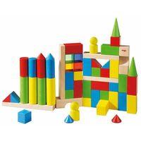 Zabawki z drewna, HABA 003551 Klocki drewniane: Zestaw maxi Darmowa wysyłka i zwroty