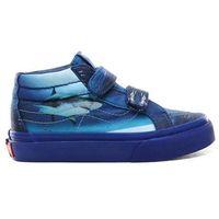 Pozostałe obuwie dziecięce, buty VANS - Sk8-Mid Reissue V (Shark Week)Undrwtr/Tr Bl (XNS)