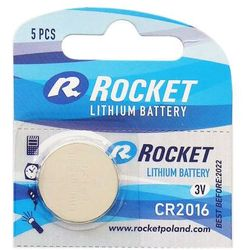 bateria litowa Rocket CR2016