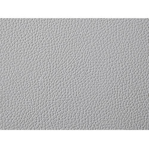 Łóżka, Nowoczesne skórzane łóżko 180x200 cm - LILLE białe