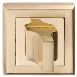 Szyld WC Metalbud kwadrat
