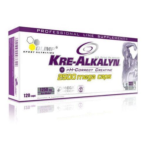 Kreatyny, Kreatyna OLIMP Kre-Alkalyn 2500 120 kaps Najlepszy produkt
