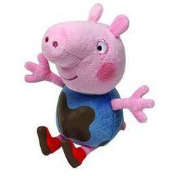 Beanie Babies Peppa Pig - George Muddy średni. Darmowy odbiór w niemal 100 księgarniach!