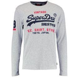 Superdry SHOP DUO Bluzka z długim rękawem trophy grey