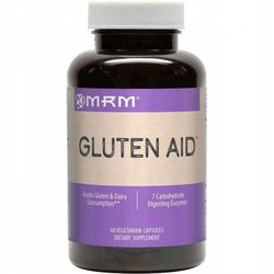 MRM Gluten Aid 60 veg kaps