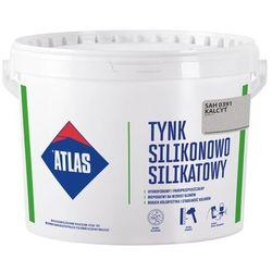 Tynk silikonowo-silikatowy Atlas kalcyt 25 kg
