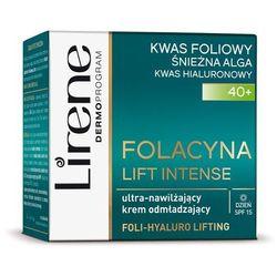 Krem ultra nawilżający LIRENE Folacyna 40+ n/dzień - 10E07350-01-01- natychmiastowa wysyłka, ponad 4000 punktów odbioru!