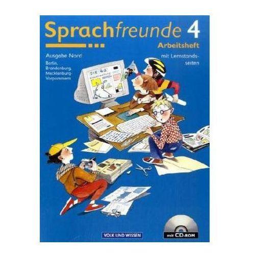Pozostałe książki, Arbeitsheft, 4. Schuljahr, m. CD-ROM Bartonicek, Nina