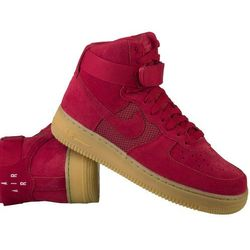 Nike Air Force 1 High '07 LV8 806403-601 - Czerwony