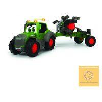 Jeżdżące dla dzieci, Traktor happy fendt i przetrząsacz, 30 cm