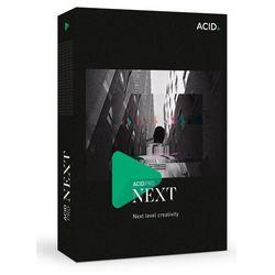 ACID Pro Next - ESD - cyfrowa - Certyfikaty Rzetelna Firma i Adobe Gold Reseller