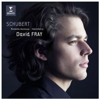 Pozostała muzyka rozrywkowa, IMPROMPTUS OP. 90 MOMENTS MUSICAUX IN C - David Fray (Płyta CD)