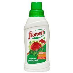 Nawóz do pelargonii Florovit : Pojemność - 0,5 l