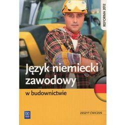 Język niemiecki zawodowy w branży budowlanej (opr. miękka)