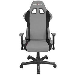 DXRacer fotel Formula FD01/GN, tkanina, szary/czarny (FD01/GN)